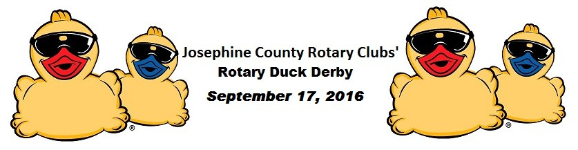 Rotary Duck Derby