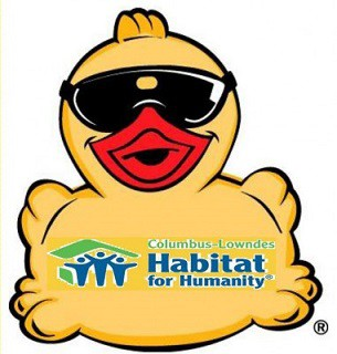 The Great Tombigbee Duck Race