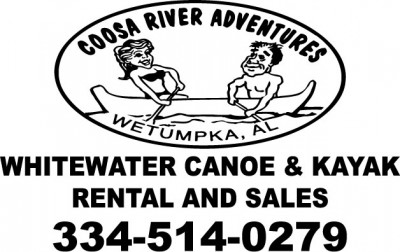 In Kind Sponsor - Coosa River Adventures