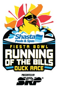 Fiesta Bowl Running of the Bills Duck Race