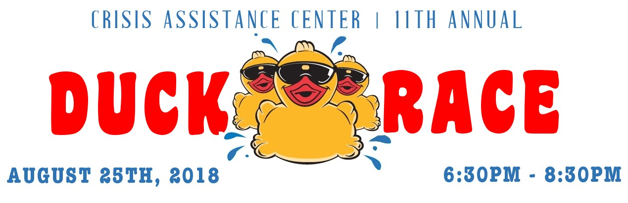 Crisis Assistance Center Duck Race