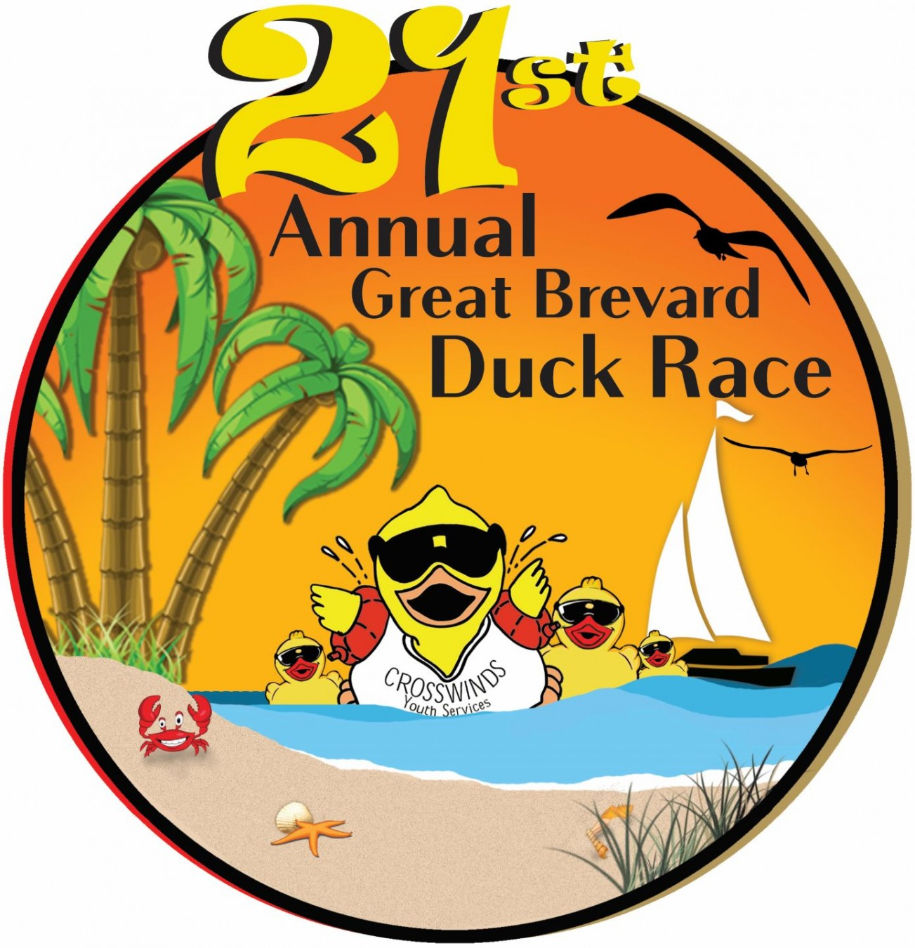 The 21st Annual Great Brevard Duck Race