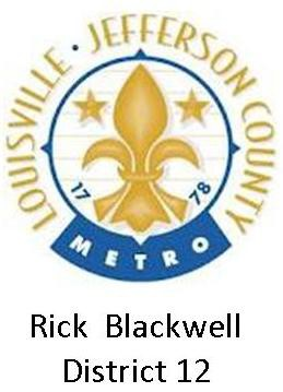 Councilman Rick Blackwell