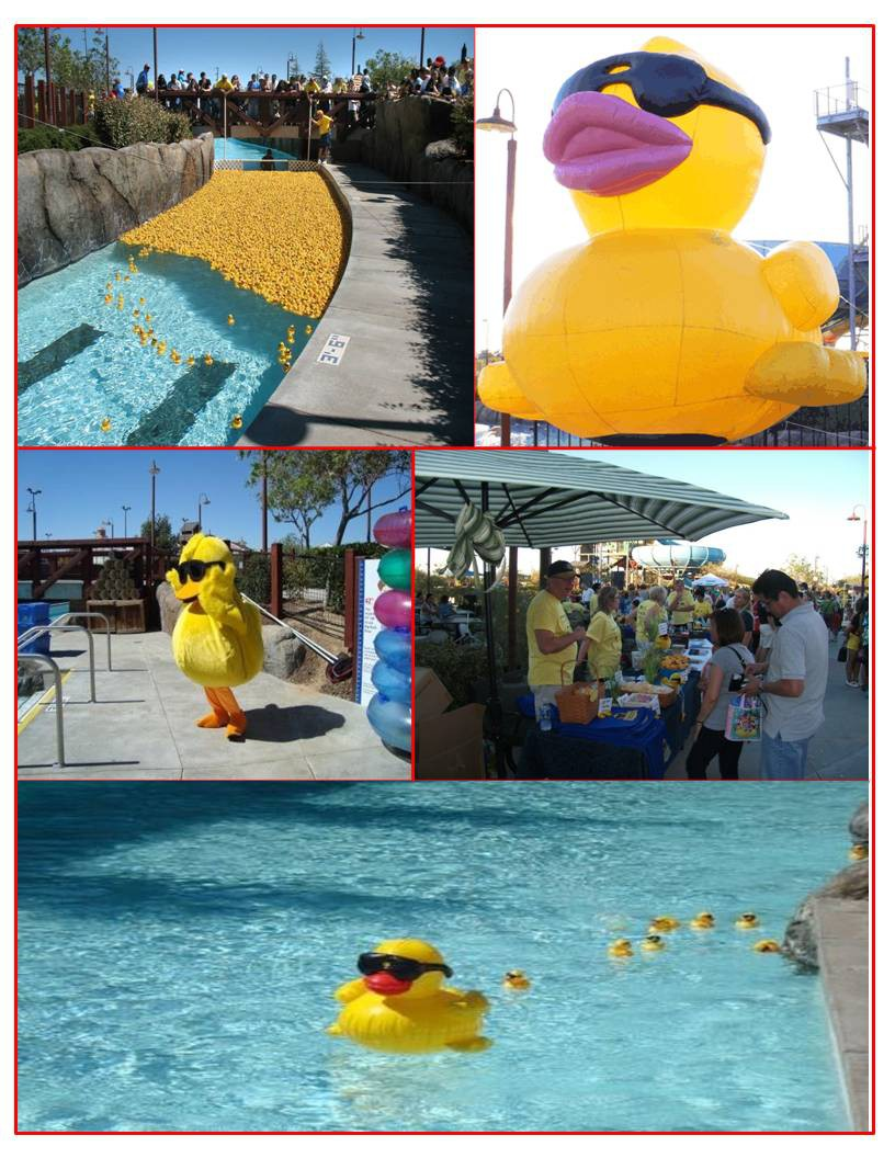 Annual Antelope Valley Rubber Duck Race