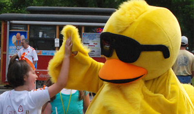 2020 Great Eastern Iowa Duck Race