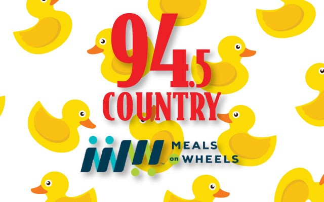 WIBW-FM 94.5 Country, for the benefit of Meals on Wheels
