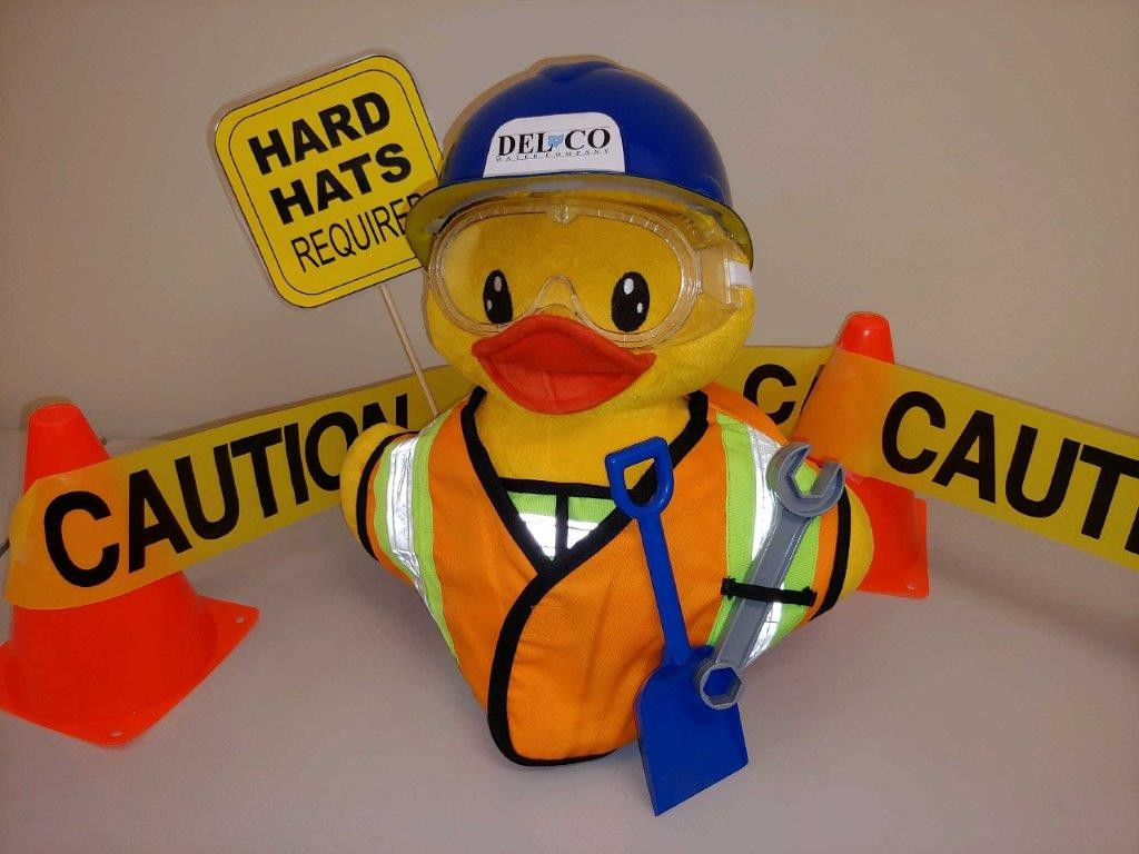 Delco Water -'Official Duck Deployment Team'