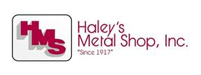 Haley's Metal Shop Inc.