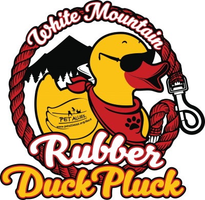 White Mountain Rubber Duck Pluck