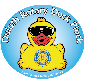 Duluth Rotary Duck Pluck