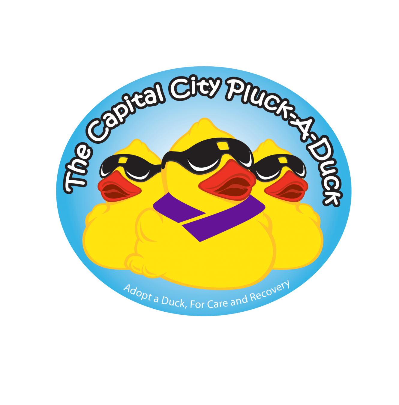 The Capital City Pluck-a-Duck