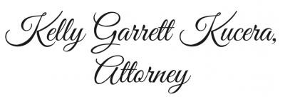 Kelly Garrett Kucera, Attorney