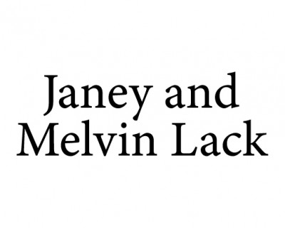 Janey and Melvin Lack