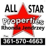 All Star Properties - Rhonda Jendrzey