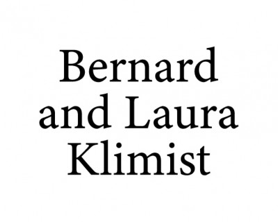 Bernard and Laura Klimist