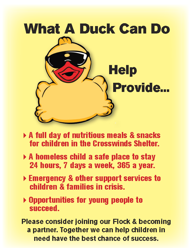 Adopting Ducks Changes Lives