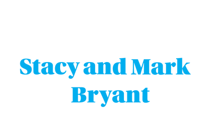Stacy and Mark Bryant