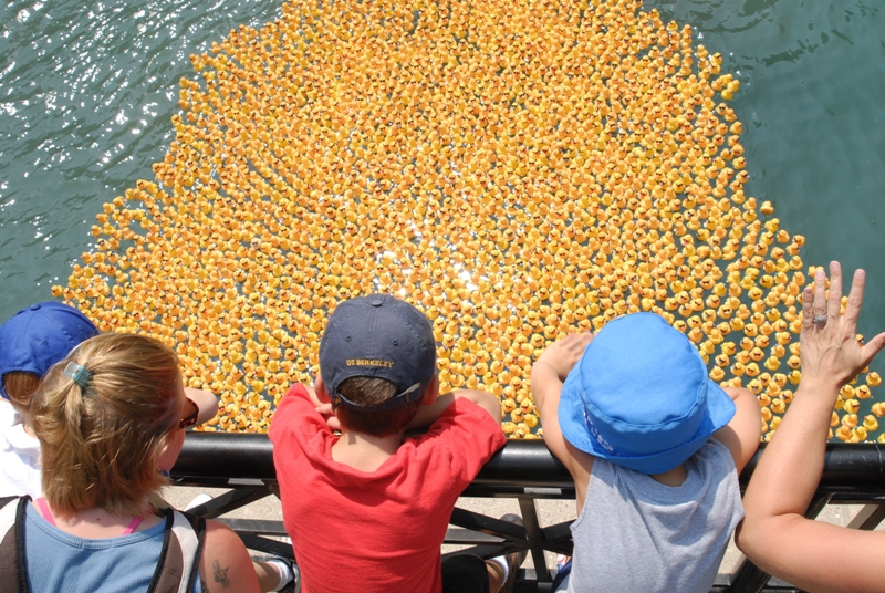 Cross Timbers Rotary Duck Derby